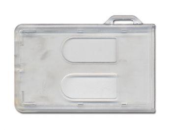 Badgehouder voor sleutelhangers, 2 kaarten