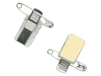Zelfklevende clips